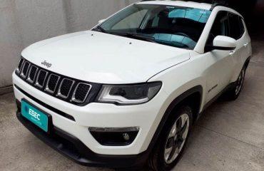 Jeep Compass longitude 2019 à Venda 19.500 KM, carro automático,impecável, único dono. Valor R$ 99.000,00